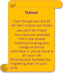 Birthday Poems